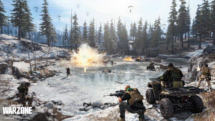 Les caisses Call of Duty viennent d'abriter un autre teaser