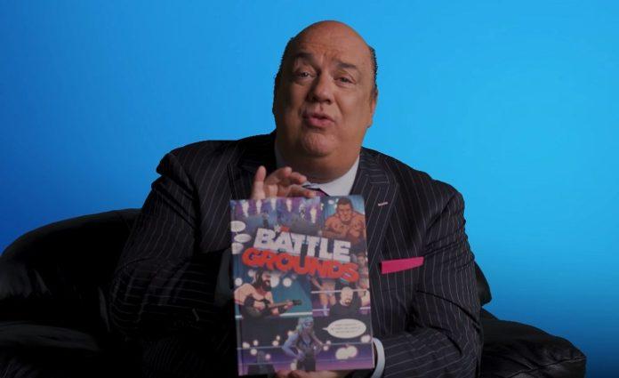 Mesdames et Messieurs, Paul Heyman vous présente les champs de bataille de la WWE 2K