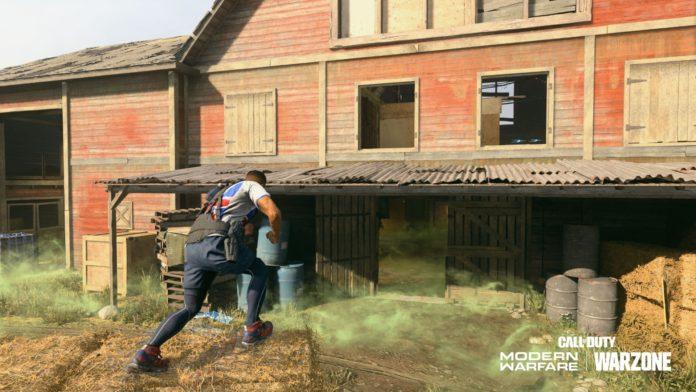 Modern Warfare a un événement des Jeux d'été qui comprend un parcours de parkour semblable à Mirrors Edge