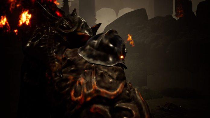 Mortal Shell: Comment battre Imrod, l'impénitent   Procédure pas à pas de Temple Grounds