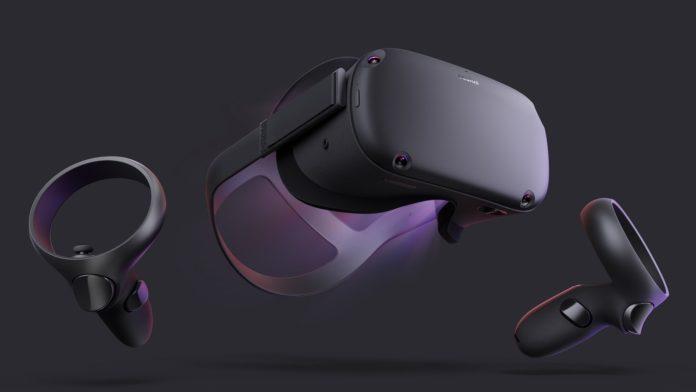 Oculus va vous demander d'avoir un compte Facebook connecté pour utiliser ses casques VR