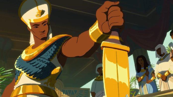 Pharaoh: A New Era est un remake de 2021 de l'ancien constructeur de la ville