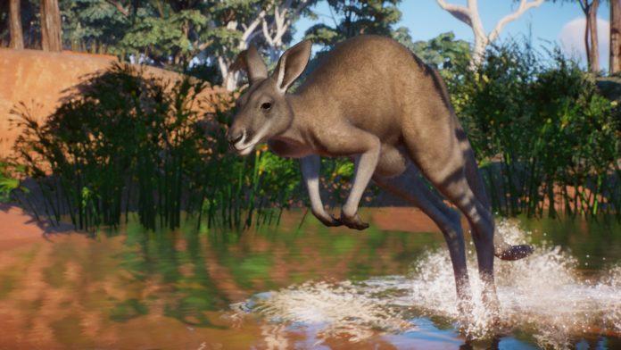 Planet Zoo reçoit un pack Australie et une mise à jour gratuite le 25 août