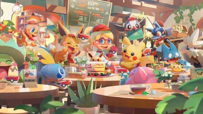 Pokemon Cafe Mix a servi plus de cinq millions de clients