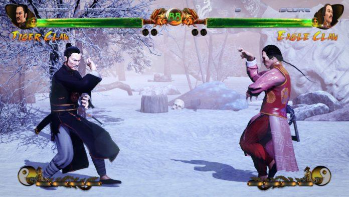 Téléchargement Nintendo: Shaolin vs Wutang