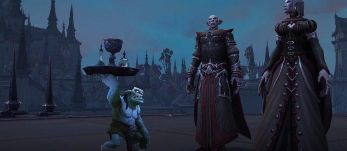 Voici le programme du premier raid de World of Warcraft: Shadowlands, Castle Nathria