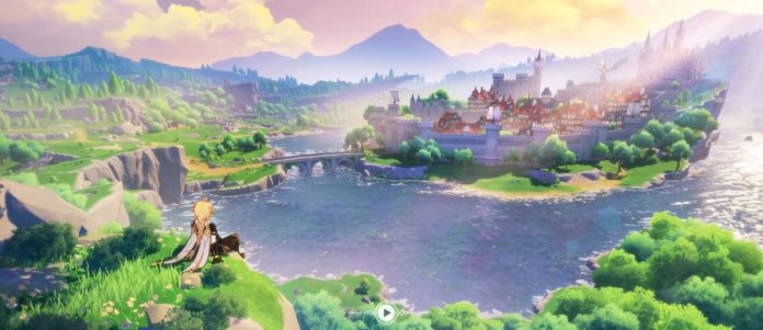 Zelda: Breath of the Wild, le RPG Genshin Impact, sort le mois prochain