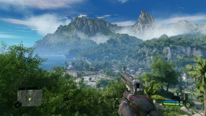 «Peut-il exécuter Crysis? est un véritable décor exclusif à la version PC du remaster Crysis