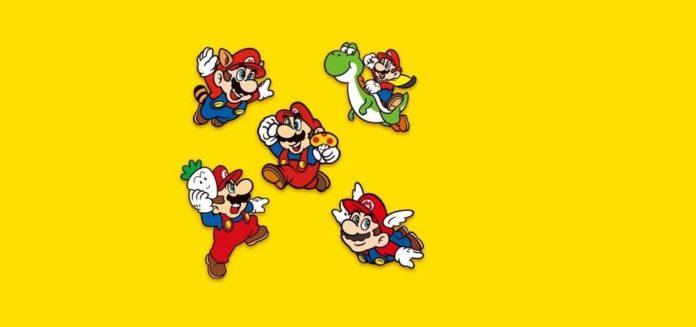Voici comment obtenir le nouvel ensemble de broches à collectionner Super Mario Bros.