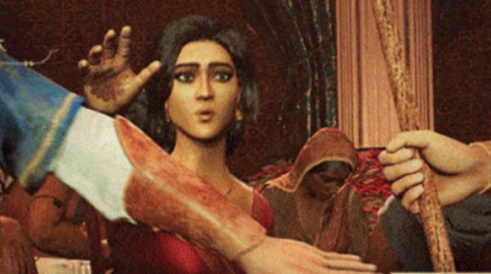 Prince of Persia: The Sands of Time Remake fuit sur Uplay russe