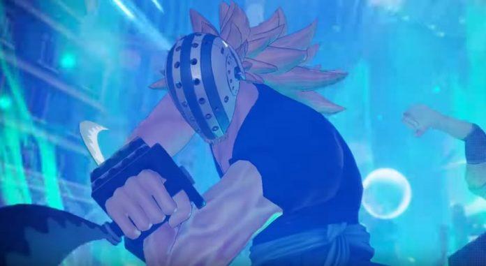 One Piece: Pirate Warriors 4 sort la bande-annonce de The Massacre Soldier, Killer
