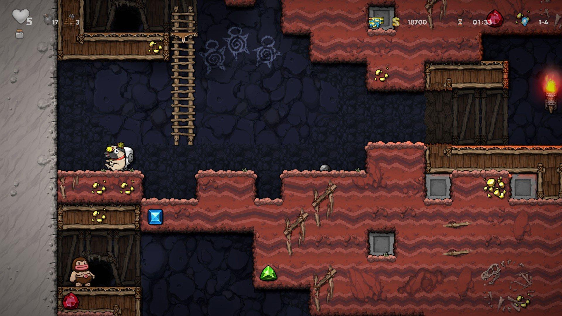 Soyez prudent en sortant des portes de la grotte