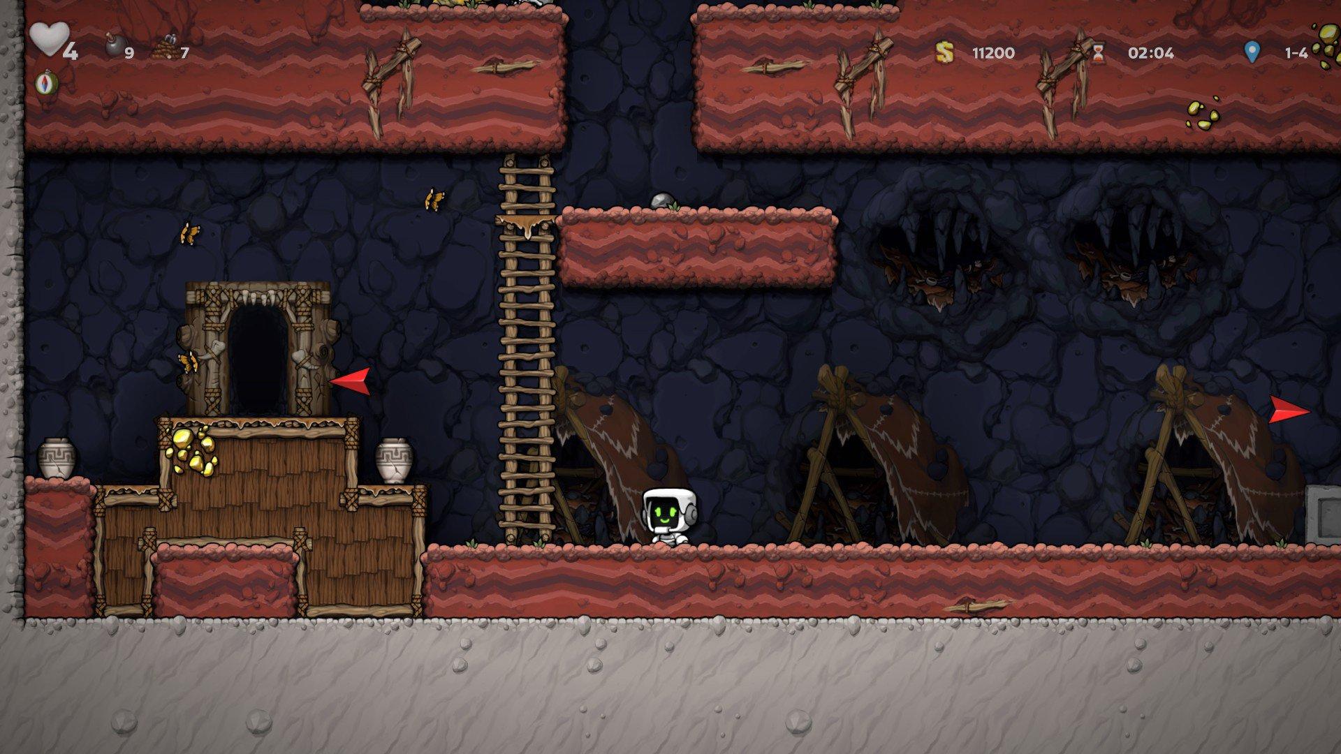 Comment accéder à la jungle dans Spelunky 2