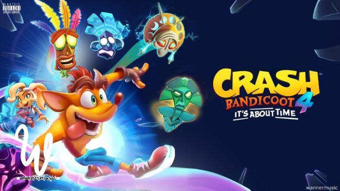 Crash Bandicoot 4: il est temps de recevoir une nouvelle bande-annonce avant la sortie de la démo