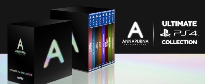Annapurna Interactive Deluxe Limited Edition annoncée sur iam8bit, les précommandes sont maintenant en ligne