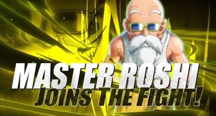 Bandai Namco publie une nouvelle bande-annonce de gameplay pour Master Roshi dans Dragon Ball FighterZ