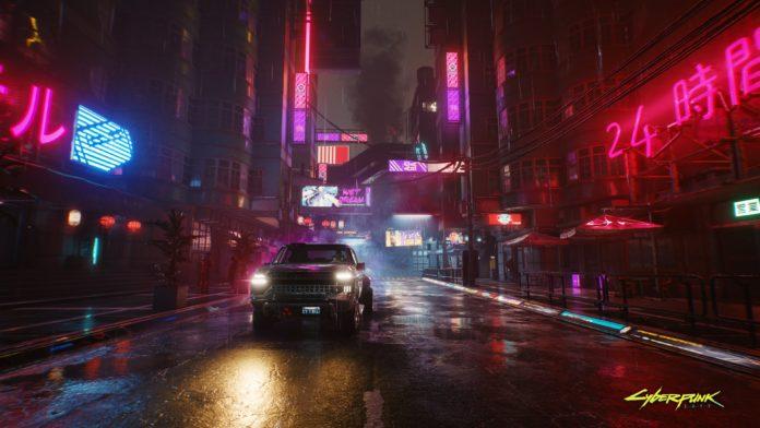 CD Projekt Red dit que la taille du fichier de Cyberpunk 2077 sera raisonnable