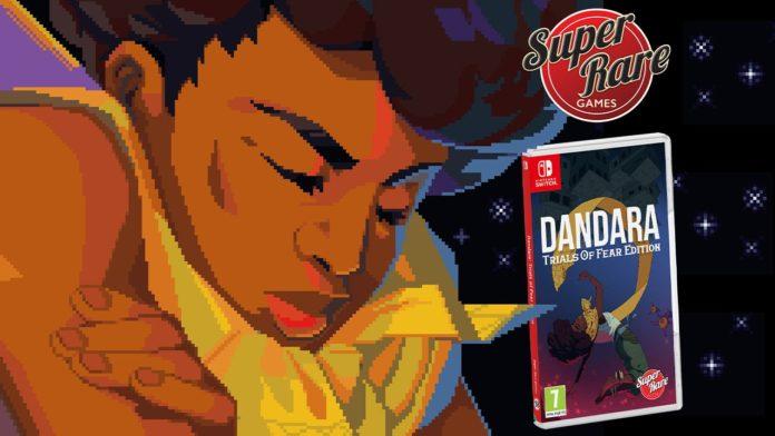 Concours: Gagnez Dandara: Trials of Fear Edition sur Switch de Super Rare Games