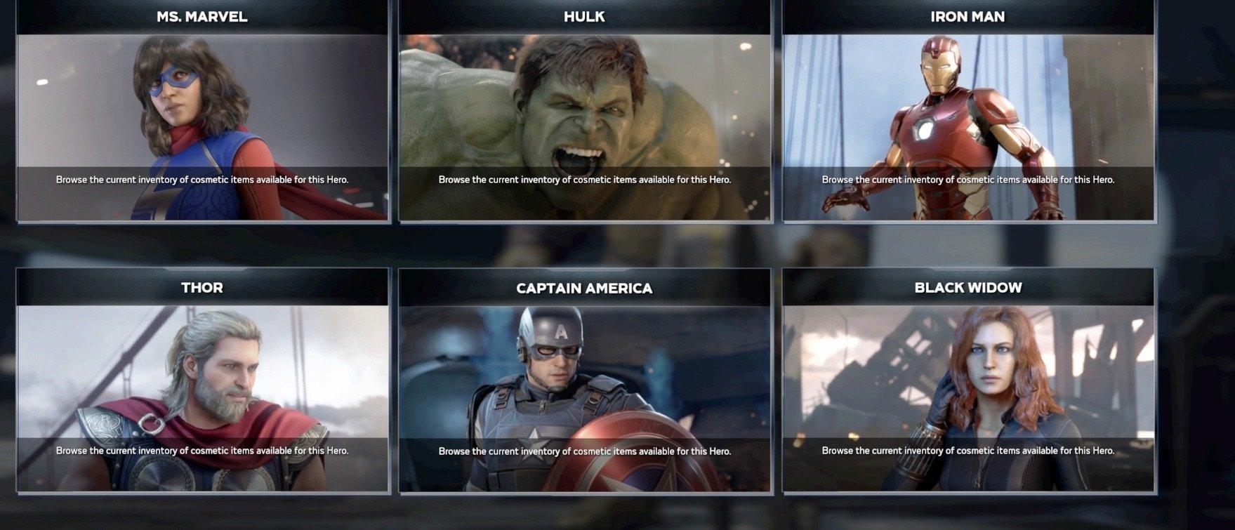Revue de Marvel's Avengers