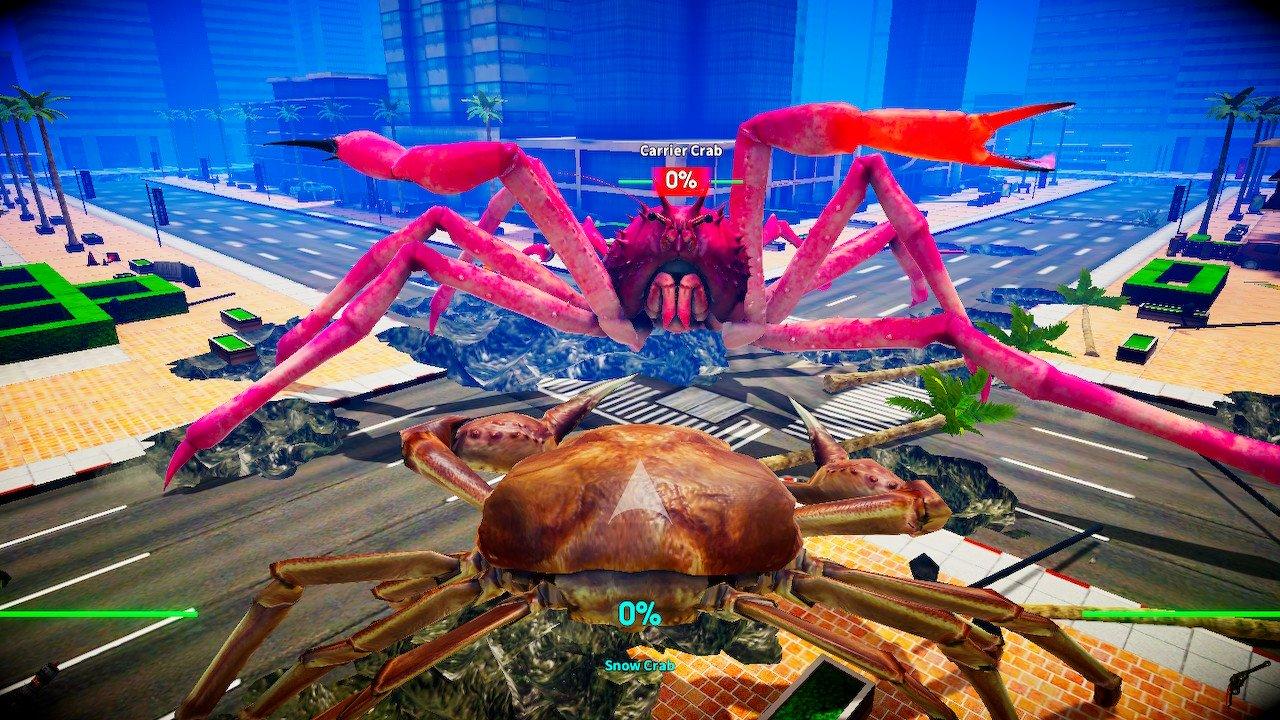 Critique de Fight Crab