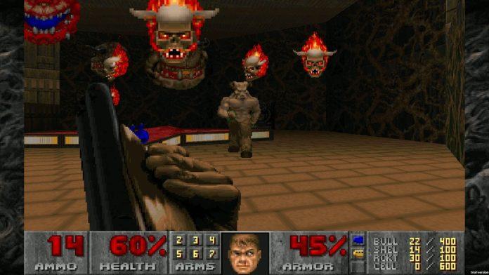 Doom et Doom II viennent de viser le gyro sur Switch