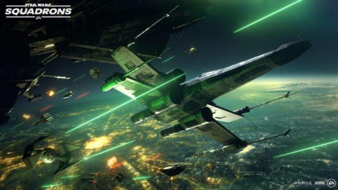 EA publie une nouvelle bande-annonce CG pour Star Wars: Squadron; Focus sur le chef d'escadron Varko Gray