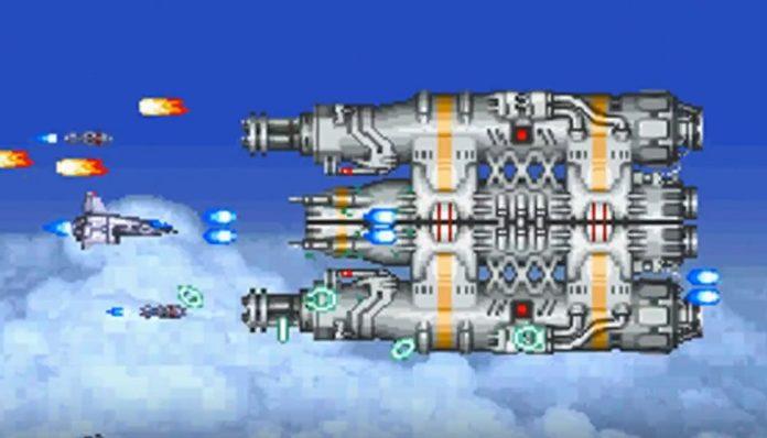 Earth Defense Force (pas celui-là) est la sortie d'Arcade Archives de cette semaine