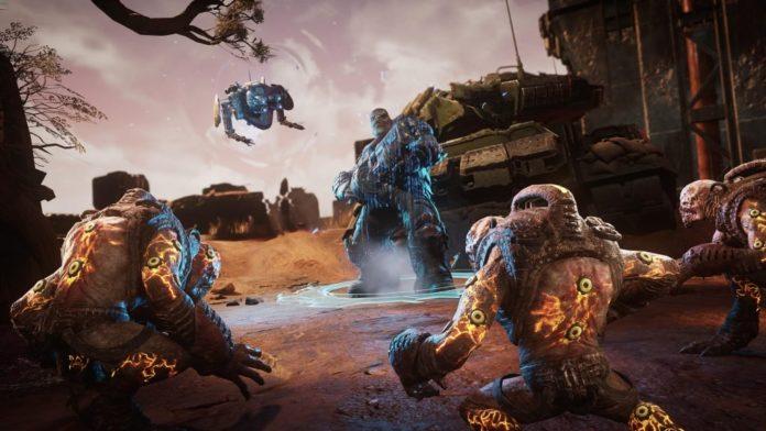 Gears Tactics reçoit une mise à jour majeure, y compris Jack le robot en tant que personnage jouable