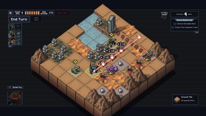 Into the Breach est à nouveau gratuit sur Epic Games Store et vous ne devriez pas l'ignorer