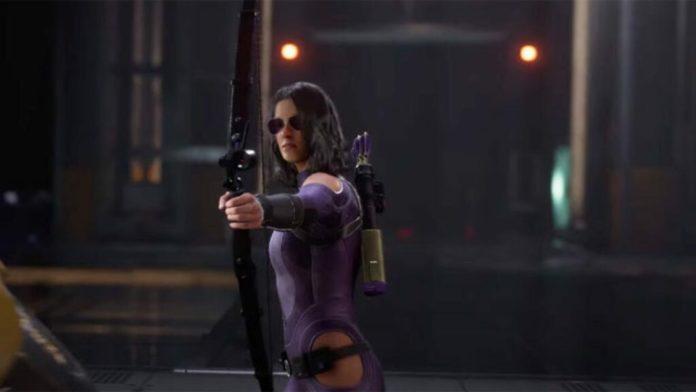 Kate Bishop est le premier personnage téléchargeable jouable dans Marvel's Avengers