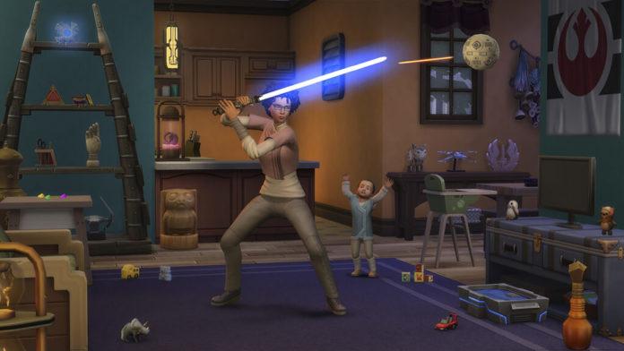 La bande-annonce officielle des Sims 4 Star Wars: Journey to Batuu présente de nouvelles mécaniques de jeu, de nouvelles missions et plus