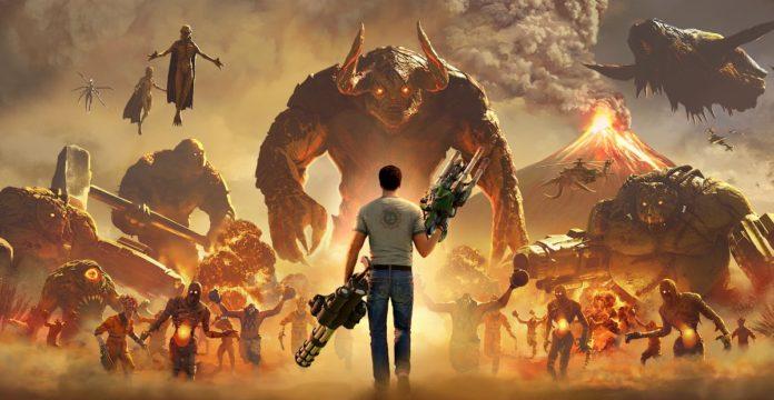 La configuration système requise pour Serious Sam 4 a été annoncée avant sa sortie imminente