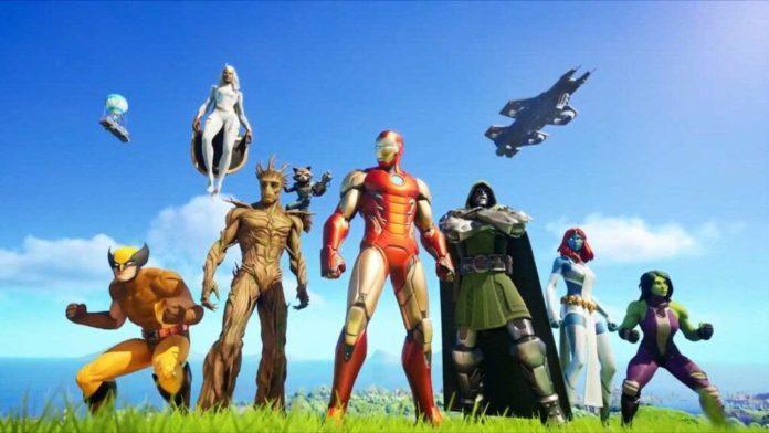 La dernière mise à jour du chapitre 2 de Fortnite apporte des industries Stark, des pouvoirs de héros et plus