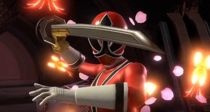 Lauren Shiba apporte un jeu d'épée élégant à Power Rangers: Battle for the Grid