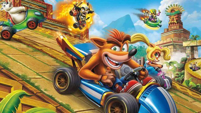 Le développeur de Crash Team Racing Nitro-Fueled dit que la mise à jour de mars était la `` dernière mise à jour du jeu ''