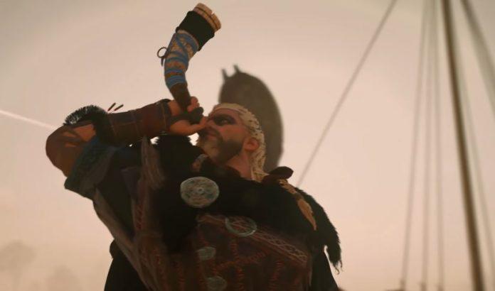 Le nouveau film Assassin's Creed: Valhalla Gameplay présente des bêtes mythiques en action