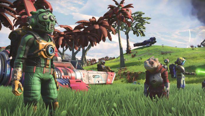 Le suivi de Hello Games à No Man's Sky est un autre `` jeu énorme et ambitieux '' mais pas une suite