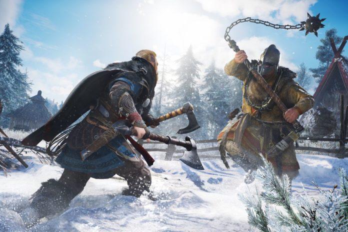 Les vannes se sont ouvertes: Assassin's Creed Valhalla confirmé pour le 10 novembre aux côtés de la prochaine génération