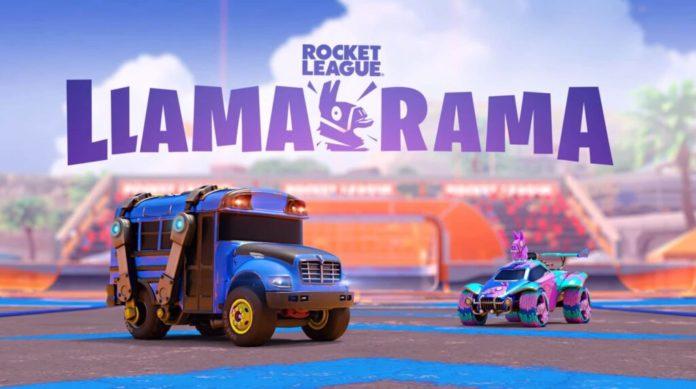 L'événement Llama Rama de la Rocket League commence demain, un nouveau bus de combat est annoncé