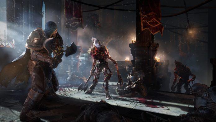 Lords of the Fallen 2 est de retour alors que CI Games lance un nouveau studio uniquement pour les jeux de type Souls