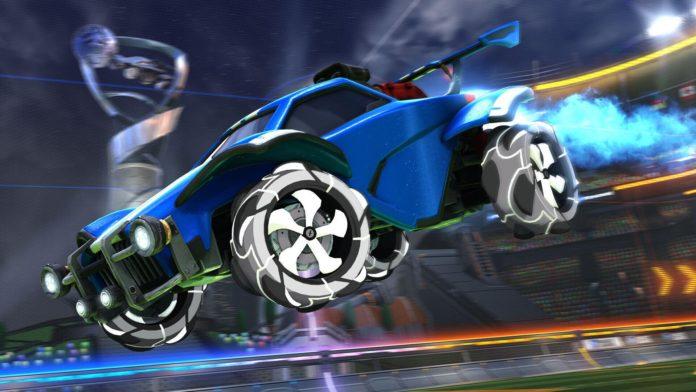 Lorsque Rocket League devient free-to-play, vous n'aurez pas besoin de PS + ou de Switch Online pour y jouer