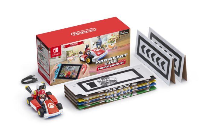Mario Kart Live: Home Circuit coûte 100 $ pour commencer, il faudra un commutateur pour chaque coureur