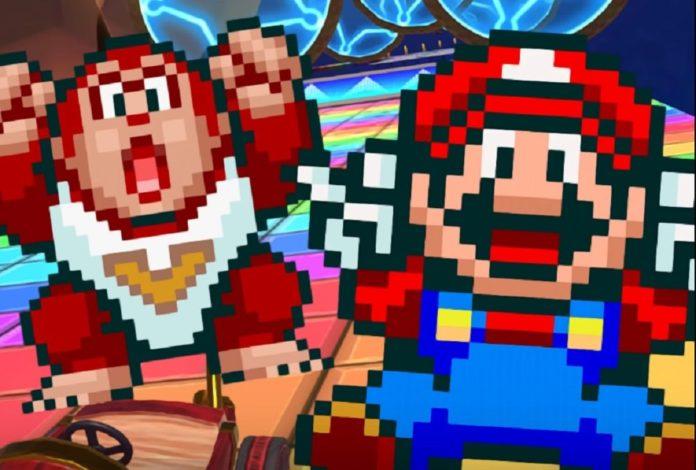 Mario Kart Tour devient rétro avec l'événement Super Mario Kart