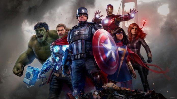 Marvel's Avengers conserve la première place des charts britanniques de cette semaine