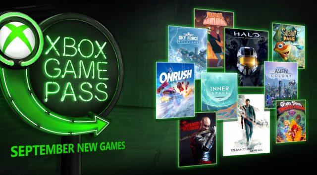Microsoft annonce un nouveau lot de titres Xbox Game Pass pour console et PC