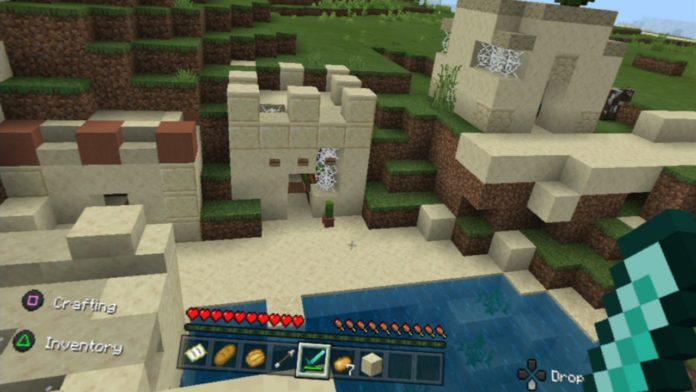 Minecraft VR est jouable avec PlayStation VR grâce à une mise à jour gratuite