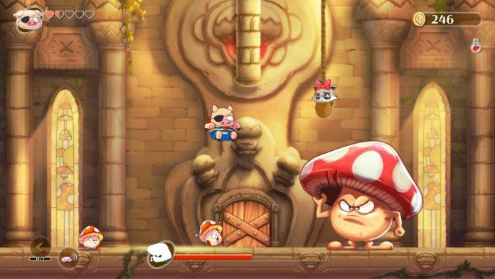 Monster Boy and the Cursed Kingdom obtient une mise à jour de nouvelle génération 4K, 120FPS gratuite