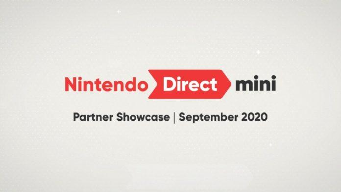 Nintendo Direct Mini: la vitrine des partenaires à venir demain, 17 septembre