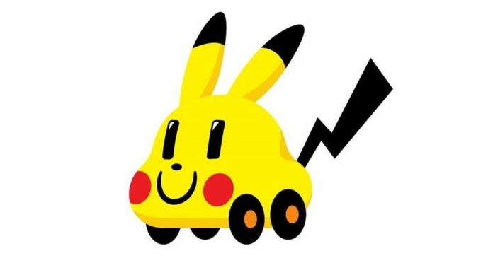 Nintendo dépose de nouvelles marques déposées pour la voiture Pi! Sans essence 'Pikachu car'!