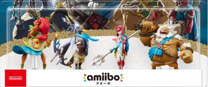 Nintendo réapprovisionne les quatre amiibo Zelda: Breath of the Wild Champion pour Age of Calamity